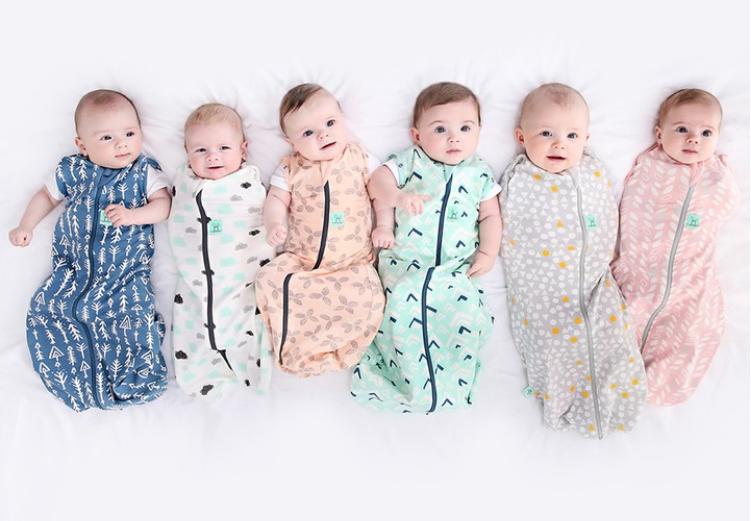 ecologische babyspullen ergopouch