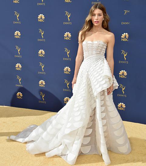 De meest oogverblindende looks op de Emmy's 2018