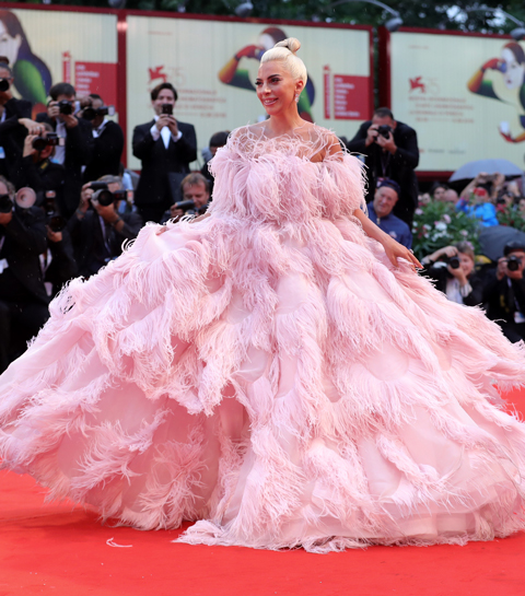 Zien: De allermooiste looks op het filmfestival van Venetië