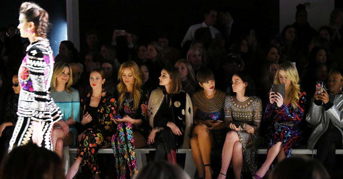 New york fashion week amerikaanse influencers om te volgen