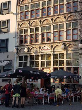 gent, student, amadeus, graslei, sint-pietersnieuwstraat, boekentoren, therminal, kastart