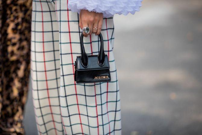 fashion week streetstyle trends tassen 2020