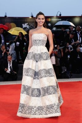 film festival, venetie, rode loper, best dressed, sara sampaio