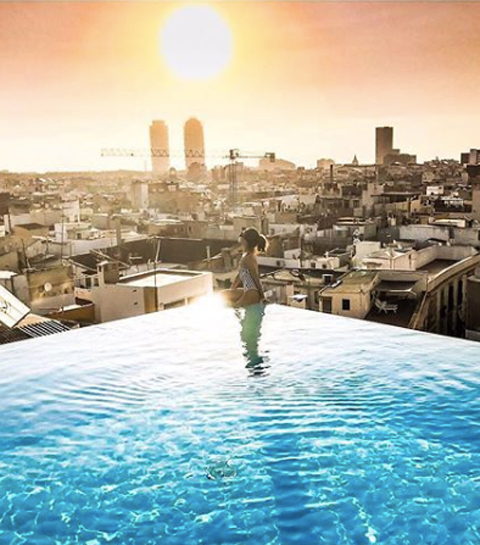Bucket list: de allermooiste infinity pools in Europa