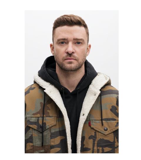 Justin Timberlake brengt een collectie uit met Levi's