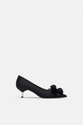 trend, schoenen, kitten heel, herfst, winter, elegant, stijlvol