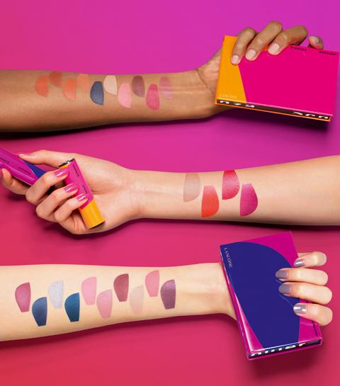 ZIEN: de make-upcollectie van Proenza Schouler en Lancôme