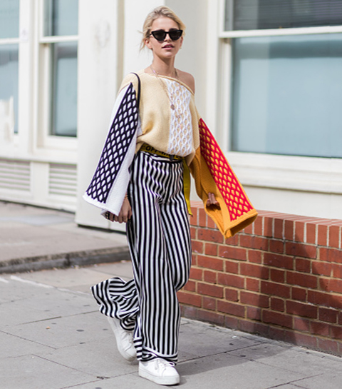 Zien: De beste street style op London Fashion Week