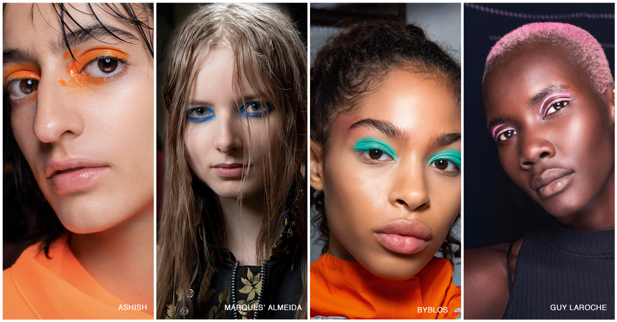 make-uptrends spring 2019 kleur