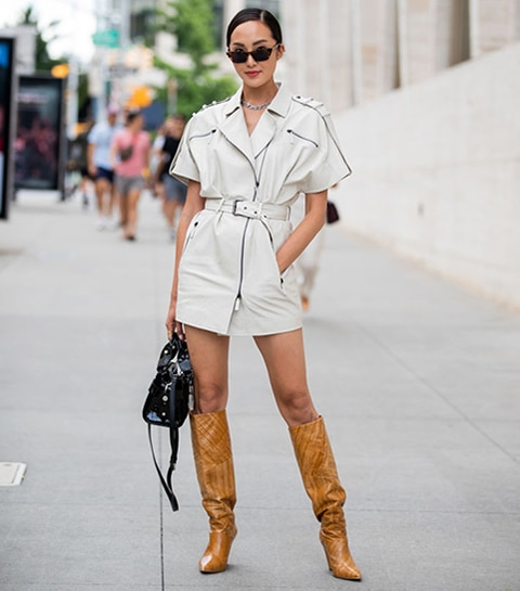 De beste streetstyle looks van New York Fashion Week 2019