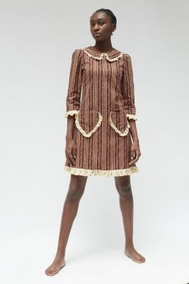 prairiejurk, trend, herfst, 2018, mode, fashion, pioneer dress, bloemenjurk