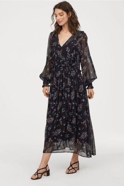 prairiejurk, trend, herfst, 2018, mode, fashion, pioneer dress, bloemenjurk