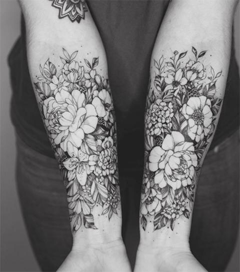 Inspiratie: 10 getalenteerde tattoo artists om te volgen