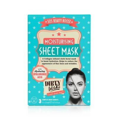 hydraterende maskers, winter, masker, skincare