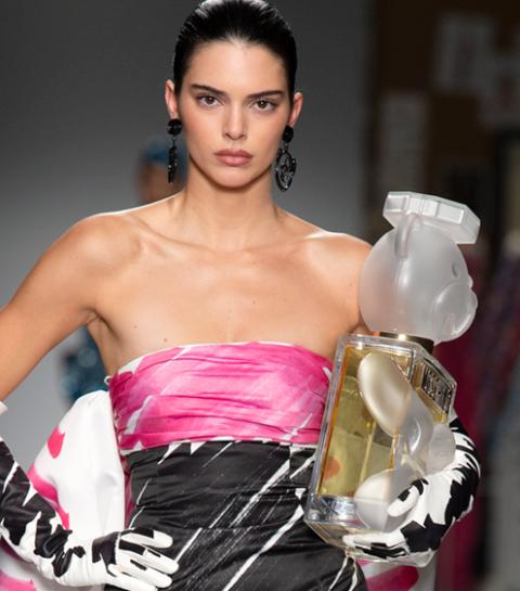 Nieuw Moschino parfum is it-accessoire op de catwalk