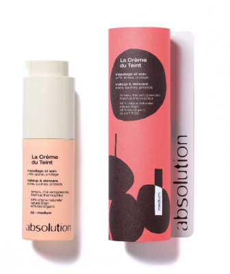 absolution, make-up, cosmetica, skincare