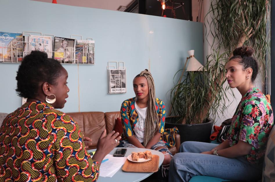 Talk of the week: Yvoire de Rosen over afrofeminisme - 1