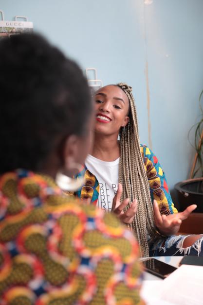 Talk of the week: Yvoire de Rosen over afrofeminisme - 2