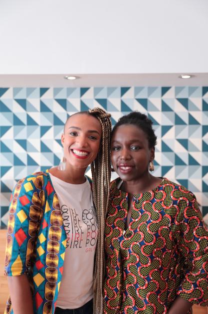 Talk of the week: Yvoire de Rosen over afrofeminisme - 3