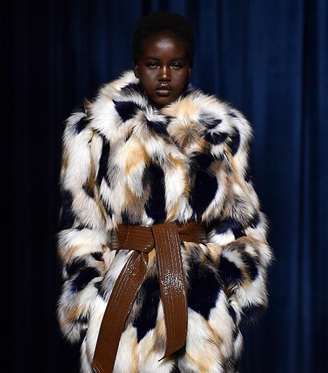 Hoe aanvaardbaar is bont vandaag nog in de modewereld?