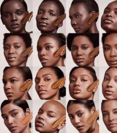 Mist de beauty-industrie kleur: waarom het vinden van een donkere foundation zo moeilijk blijkt