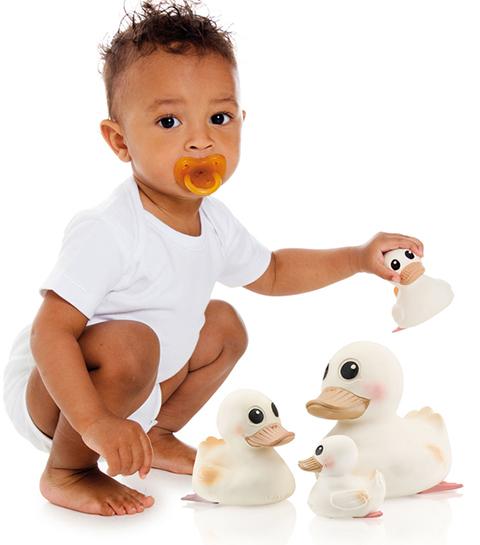 Waar vind je duurzaam speelgoed voor je baby?