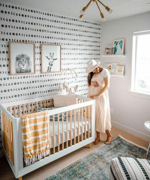 babykamer, kinderkamer, gender neutraal, inspiratie, tips
