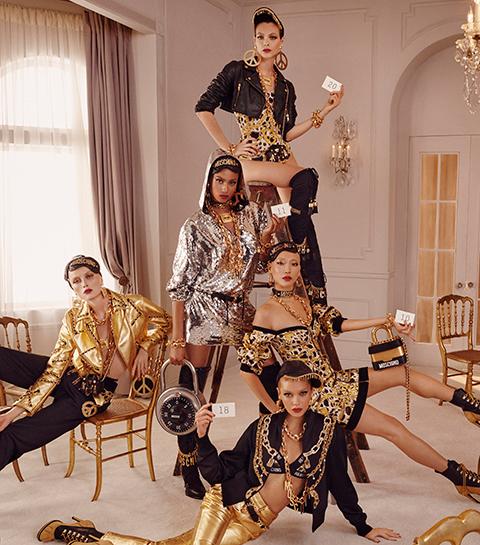 H&M (tv) Moschino is ondraagbaar en zo hoort het ook