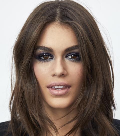 Kaia Gerber is het nieuwe gezicht van Yves Saint Laurent Beauté