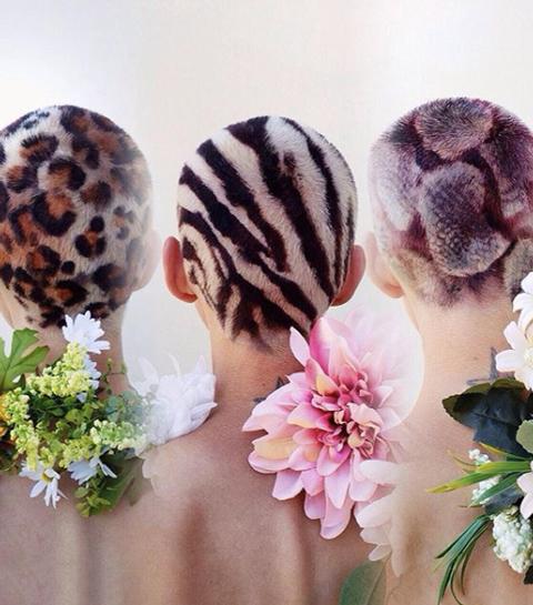 Bizarre kapseltrend: Versier je haar met een dierenprint