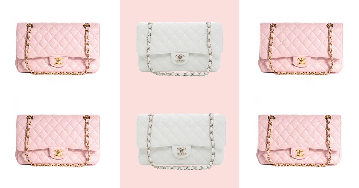 17a1b308eae Dit weekend scoor je tassen van Chanel, Delvaux en Gucci aan - 80 % -  ELLE.be. >