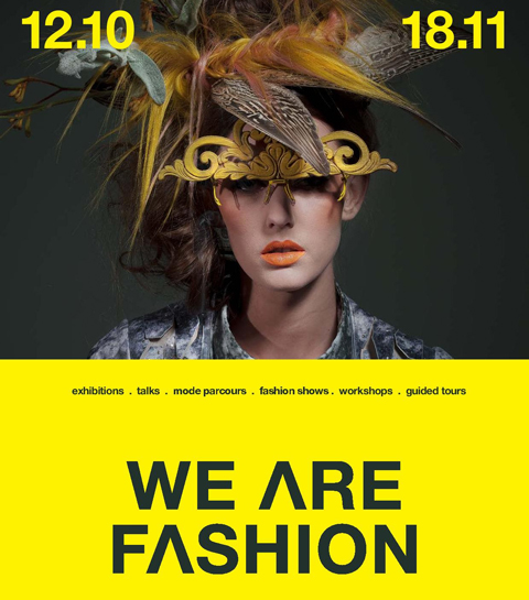 Agenda: We Are Fashion in Brussel
