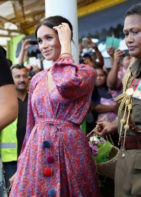 The Duke And Duchess Of Sussex Visit Fiji – Day 2