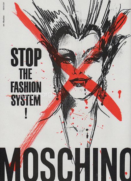 H&M (tv) Moschino is ondraagbaar en zo hoort het ook - 1
