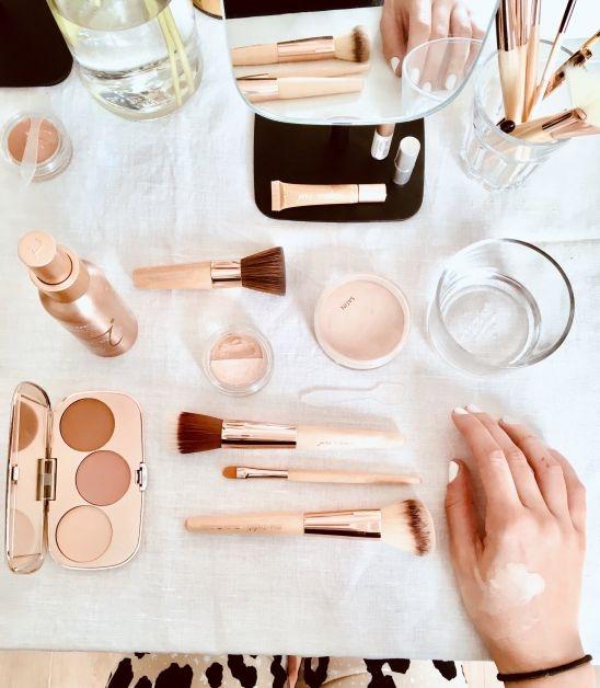 no make-up, minerale make-up, beauty, skincare, jane iredale
