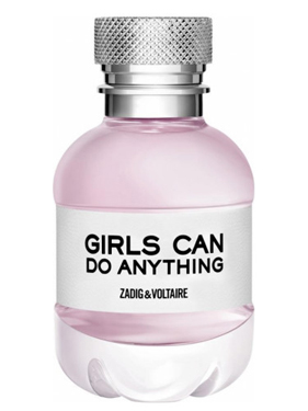 parfum, zadig & voltaire, girls can do anything