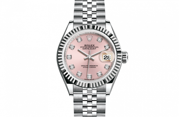 Lady-Datejust van Rolex