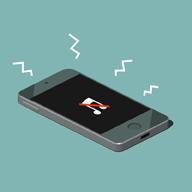 smartphone stil autorijden