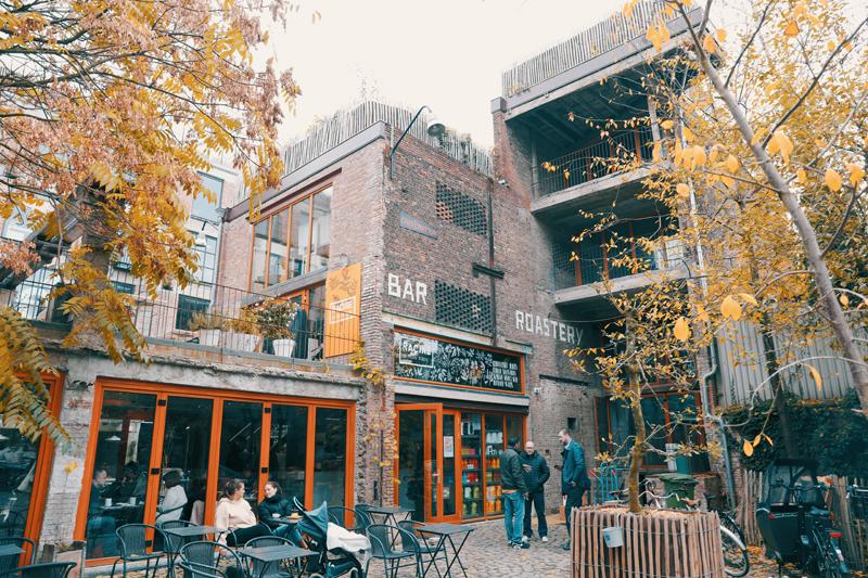 Op de koffie bij de beste barista van België - 9