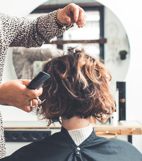 Vijf redenen om voor een dry hair cut te kiezen