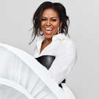 Oprah Winfrey interviewt Michelle Obama