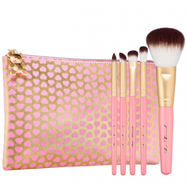 beauty, make-up, accessoires