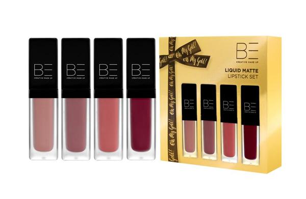 budget beauty cadeau lippenstift
