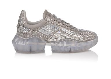 diamond sneaker jimmy choo swarovski kristallen