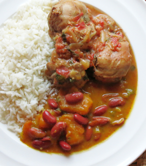Recept: Proef de Caraïben met La bandera Dominicana