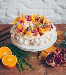 Recept: 2 overheerlijke taarten voor kerst