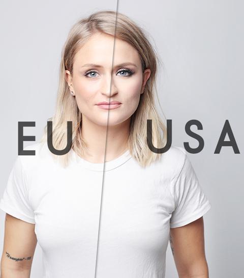 Colours of beauty: wat is het verschil tussen een Amerikaanse en Europese make-uplook