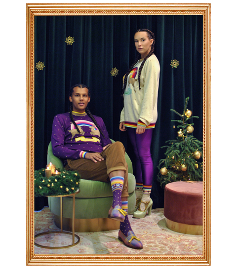 Hebben: Stromae dropt exclusieve kerstcollectie