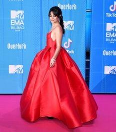 De grootste muzieksterren op de rode loper van de MTV EMA's