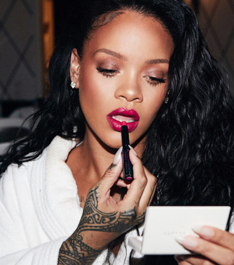 WE LOVE: de make-up tutorials van Rihanna
